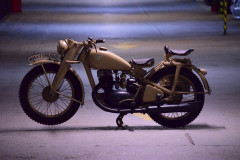 1939 DKW NZ350  No reserve