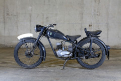 DKW RT 125  No reserve