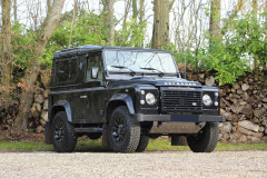 2015 Land Rover Defender 90 Autobiography  No reserve