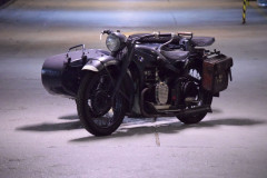 1939 BMW R12 Side-Car  No reserve