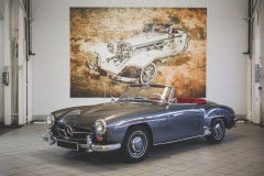 1959 Mercedes-Benz 190 SL  No reserve