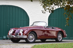 1959 Jaguar XK150 S 3.4L Roadster  No reserve