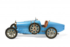 BUGATTI 35 GRAND PRIX DE LYON  Art Collection Auto, Jean-Paul Fontenelle, à l'échelle 1/8ème