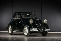 1936 Simca-Fiat 5 coupé  No reserve