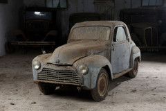 1949 SIMCA 6  No reserve