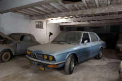 1975 BMW 525 Berline  No reserve