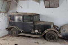 1929 Peugeot 177 R Berline Commerciale Weymann  No reserve