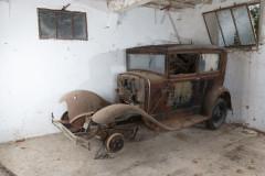 Circa 1930 Ford A Coach  No reserve