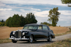 1962 Rolls-Royce Phantom V limousine James Young  No reserve