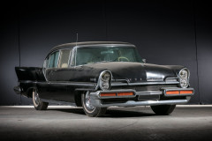 Circa 1957 Lincoln Premiere Four-Door Sedan  No reserve