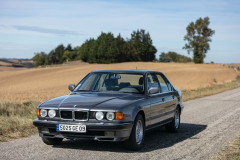 1990 BMW 750ia   No reserve