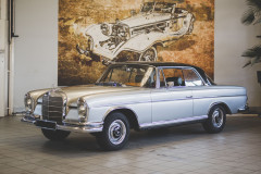 1967 Mercedes-Benz 300 SE Coupé  No reserve