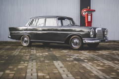 1963 Mercedes-Benz 220 SE Berline  No reserve
