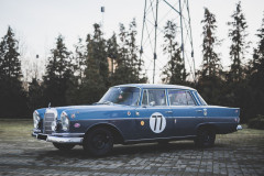 1964 Mercedes-Benz 220 Berline   No reserve