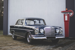 1968 Mercedes-Benz 230 S  No reserve