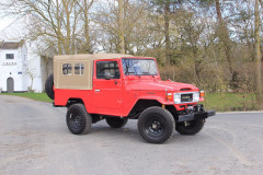 1981 Toyota Land Cruiser BJ 46  No reserve