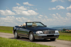 1992 Mercedes-Benz 600 SL