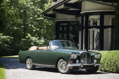 1962 Bentley S3 Continental cabriolet Park Ward