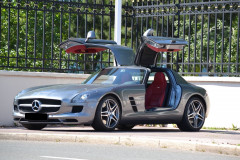 2010 Mercedes-Benz SLS AMG coupé