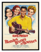 BLONDES, BRUNES ET ROUSSES (1963) No reserve