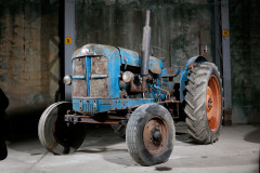 Circa 1960 Tracteur Fordson Super Major  No reserve