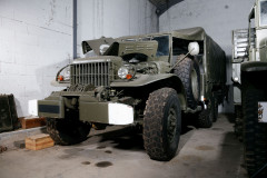 1943 Dodge WC63 6X6  No reserve