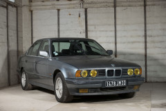1989 BMW 535i  No reserve