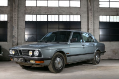 1982 BMW 528i  No reserve