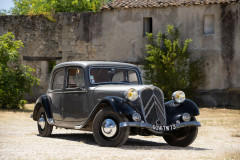 1935 Citroën Traction 7C berline  No reserve