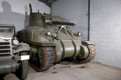 "1943 Sherman M4A1 "" Grizzly ""  No reserve"