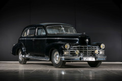 1947 Cadillac 7533 Imperial limousine Fleetwood  No reserve