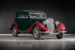 1934 Simca-Fiat (SAFAF) 11cv berline  No reserve