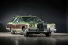 1973 Pontiac Grand Safari 455ci  No reserve