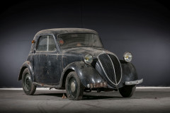 1937 Simca 5 Coupé  No reserve
