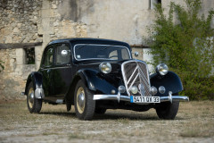1949 Citroën Traction 15 Six D  No reserve