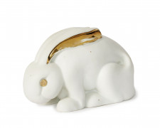 PORCELAINE DE PARIS  Lapin