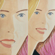 Alex KATZ (Né en 1927) Sasha II - 2016 Impression digitale en couleurs