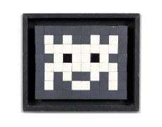 INVADER (Français - Né en 1969) Kit d'invasion IK.3: Hollywoodee - 2004 Carreaux de mosaïques