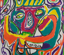 <b>CHAIBIA</b> 1929 - 2004<br/>Composition - 1992