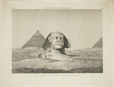 VUES DE SITES ET MONUMENTS DE L'EGYPTE ANTIQUE