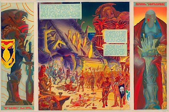 Comic Strips Sale N1394 Lot N286 Artcurial