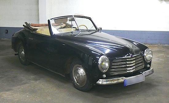 Voiture Simca De 1950 A 1975 automobiles de collection   vente n°1505   lot n°30   artcurial