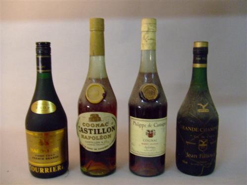 Cognac qui finit par tell