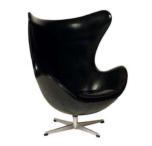 De Egg Chair.Design Swiss Made Sale N 1555 Lot N 99 Artcurial