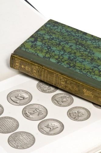 Les Médailles de l'ancienne collection royale. Administration des monnaies...