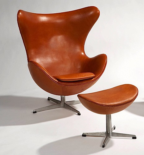 arne jacobsen 1902 1971 fauteuil - Fauteuil Egg Jacobsen