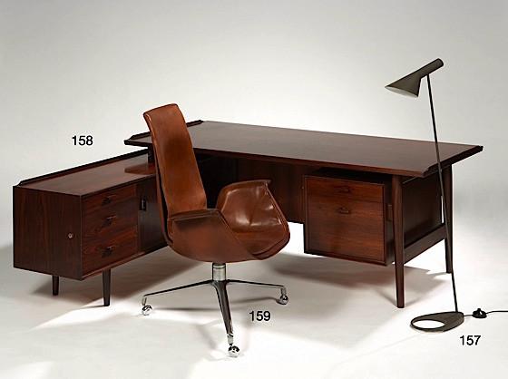 Bureau teck meubles et décoration saint martin