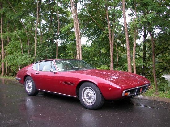 Maserati Ghibli SS 4'9