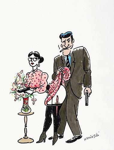 Dessin Au Trait Noir comic strips | sale n°1329 | lot n°626 | artcurial