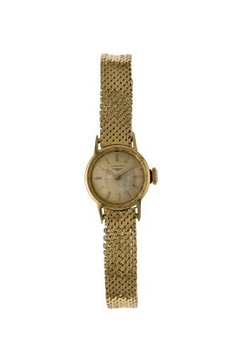 43b0115cf8a LONGINES Vers 1960 Montre bracelet de dame en or